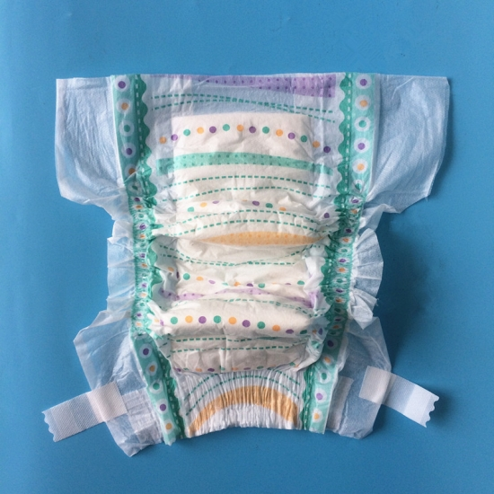 Baby Muslin Diaper 100% Cotton